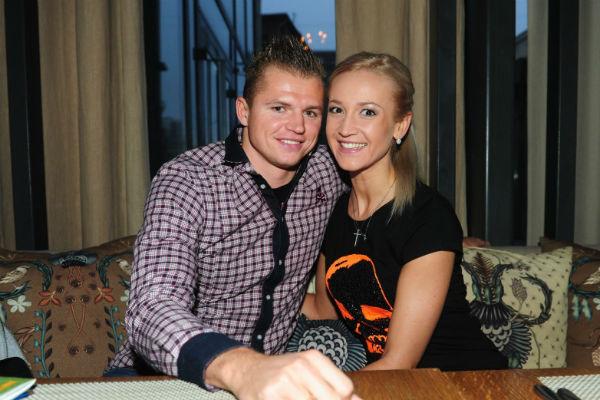 Когда-то Дмитрий и Ольга даже записывали совместную песню