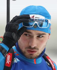 Антон Шипулин ( Биатлон)
