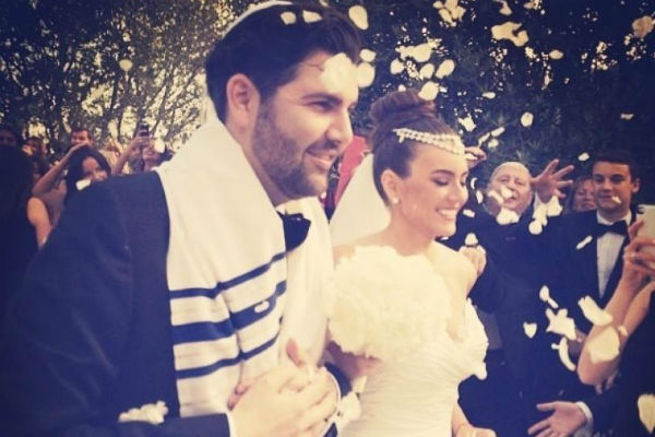 Виктория и Давид поженились в 2014 году
