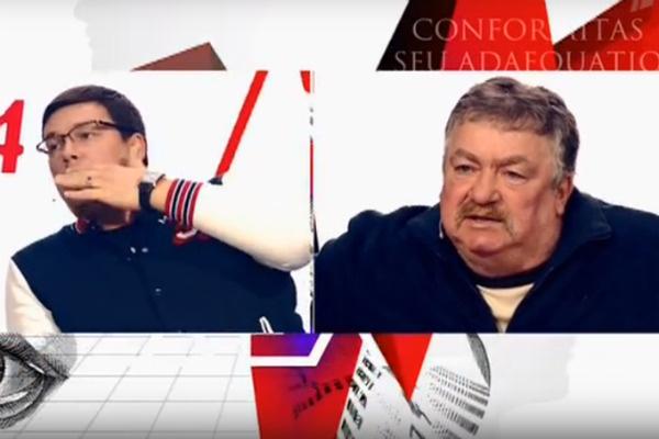 Андрей не хочет общаться с отцом