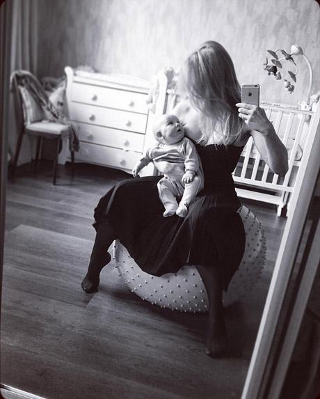 Зоя Бербер с дочкой Надей