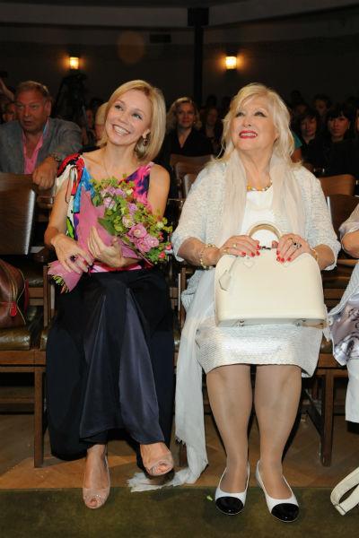 Зудина с Ириной Мирошниченко