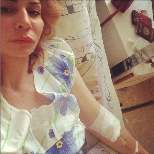 «За что мне все это», - подписала снимок Ирина Александровна