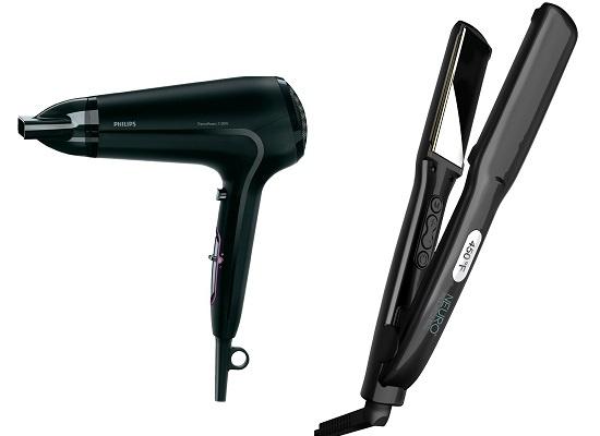Philips Фен, Paul Mitchell Стайлер для волос