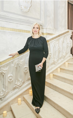 Анна Бурашова (главный редактор Marie Claire)