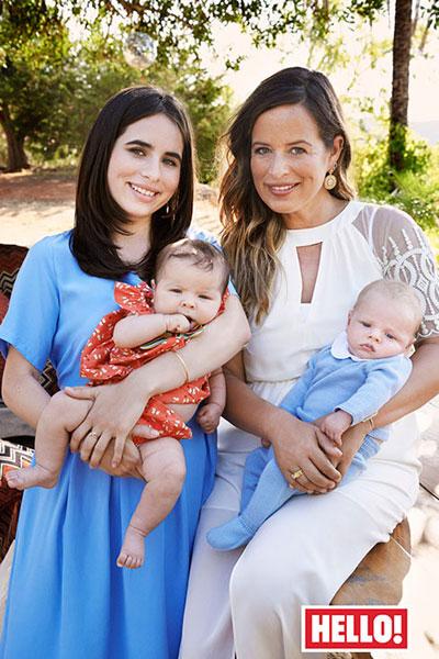 Дочка и внучка Мика Джаггера почти одновременно стали мамами