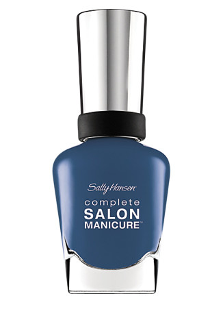 Sally Hansen Лак для ногтей Complete Salon Manicure, Thinking of Blue