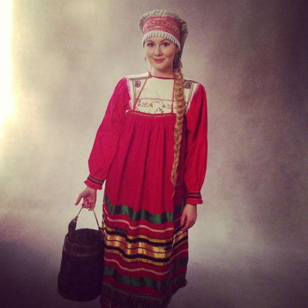 Образ для актрисы придумала Екатерина Рождественская