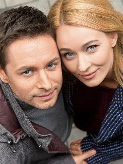 Звезде «Физрука» нравится играть в сериале вместе с мужем | StarHit.ru