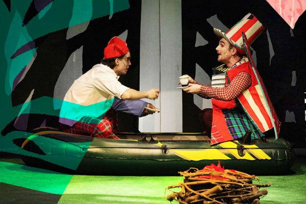 Мюзикл понравится детям разных возрастов