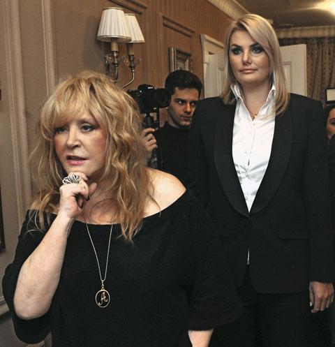 Пугачева и Кудикова вместе открыли детскую школу, но через 1,5 года бизнес-партнерство переросло в суды