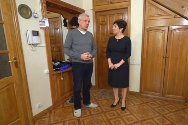 Александр Галибин и Наташа Барбье