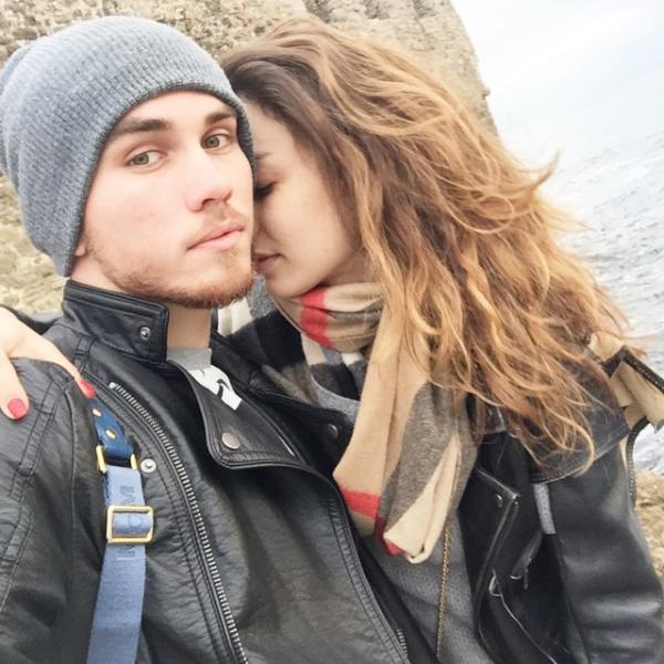 Виктория Дайнеко вышла замуж за Дмитрия Клеймана в 2015 году