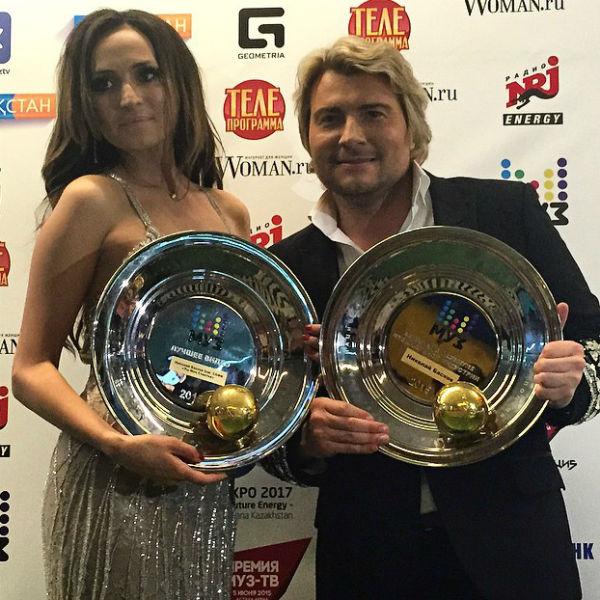 Николай Басков с подругой Софи