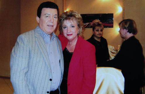 С парикмахером Татьяной Горшковой
