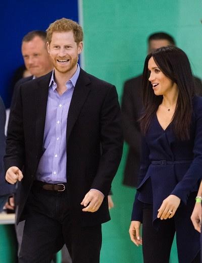 На свадьбе дочери с принцем Гарри Томас присутствовать не смог