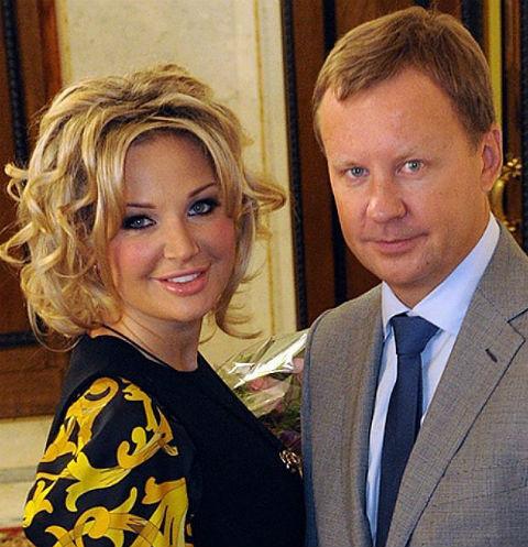 Мария Максакова стала третьей женой Дениса Вороненкова