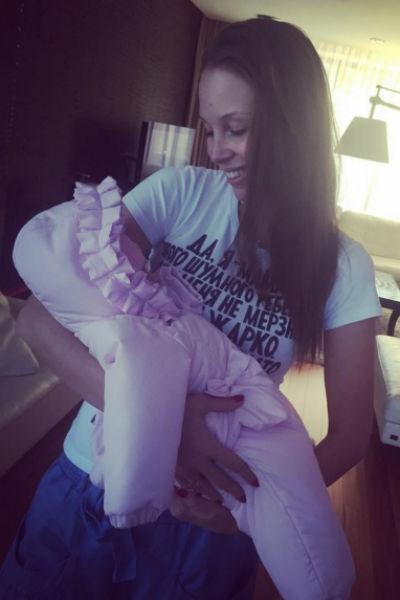 Полина Диброва мечтает о дочке