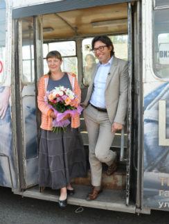 Сильная женщина Наталья Абрамова от счастья расплакалась