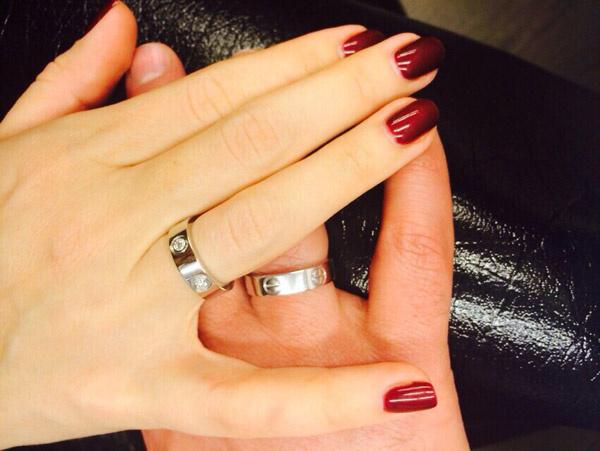 Обручальные кольца - стильные и лаконичные
