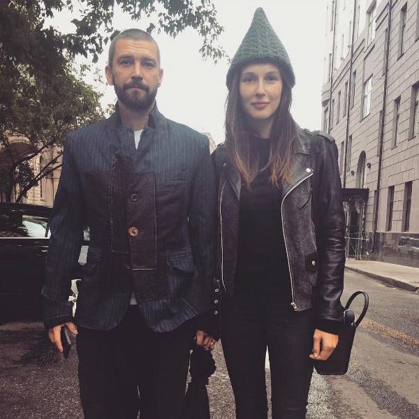 Владимир Кристовский и его супруга Ольга