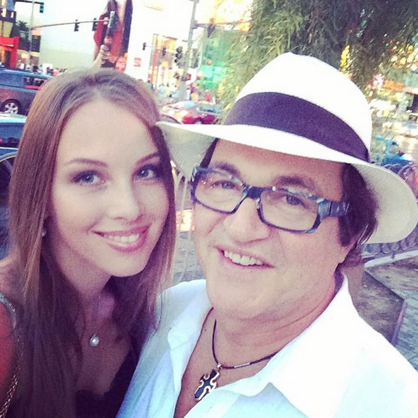 Дмитрий и Полина в восторге от своего путешествия
