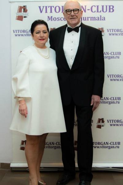 Эммануил Виторган и Ирина Млодик