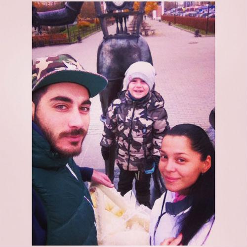 тигран и юля салибековы второй ребенок фото