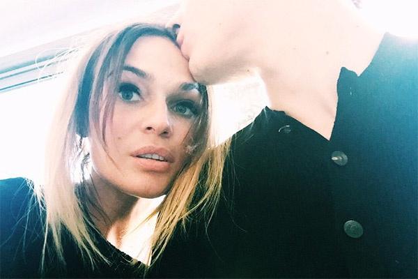 Алена Водонаева и Артем Маркелов