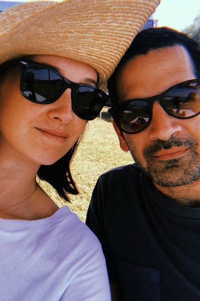 Анастасия Цветаева считает мужа суперменом