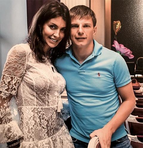 Алиса и Андрей Аршавины
