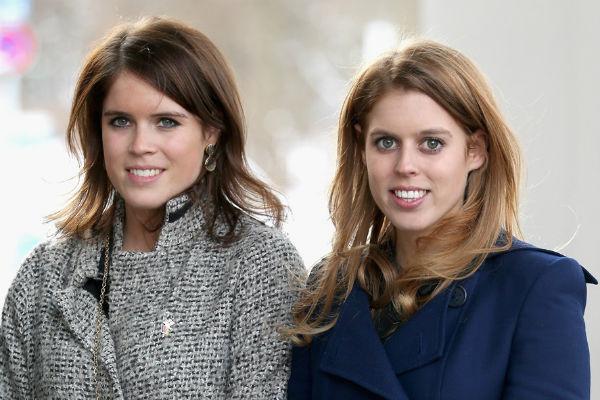 Принцессы Евгения и Беатрис