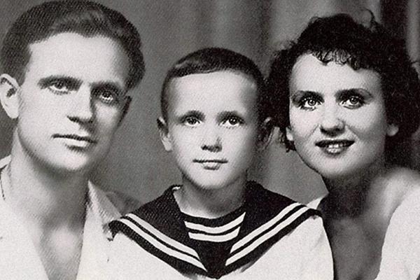 Николай ерёменко дети фото