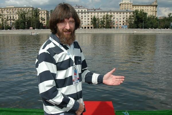 Федор Конюхов постоянно борется с морской стихией