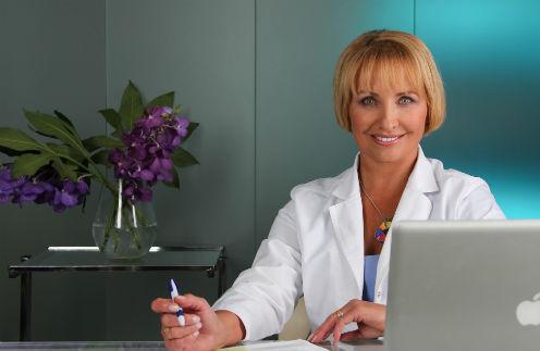 Римма Мойсенко, диетолог Корнелии и Юлии