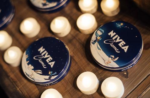 NIVEA делится заботой