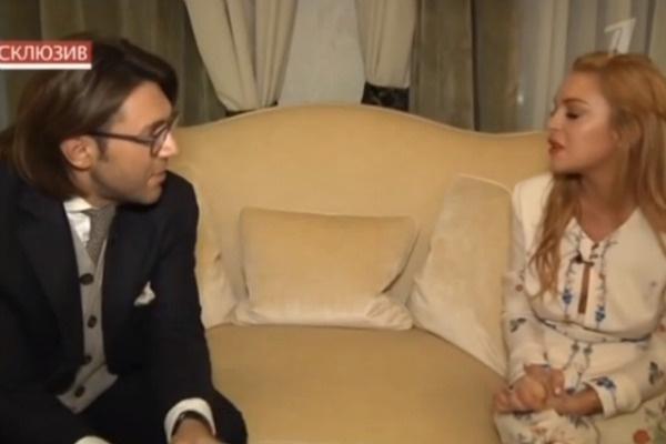 Линдси Лохан решилась на откровенный разговор