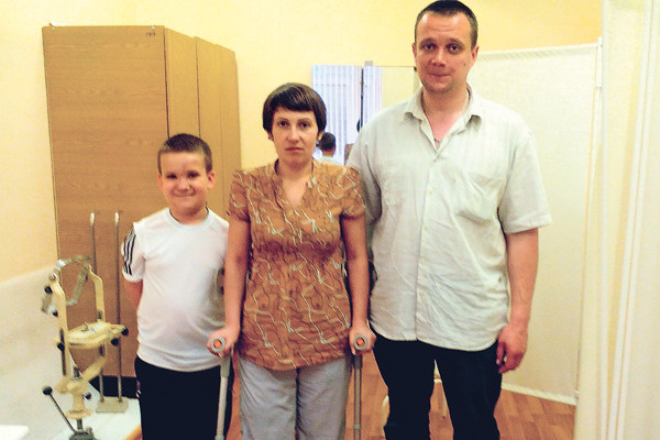 Для семьи Бобришевых Москва стала вторым домом