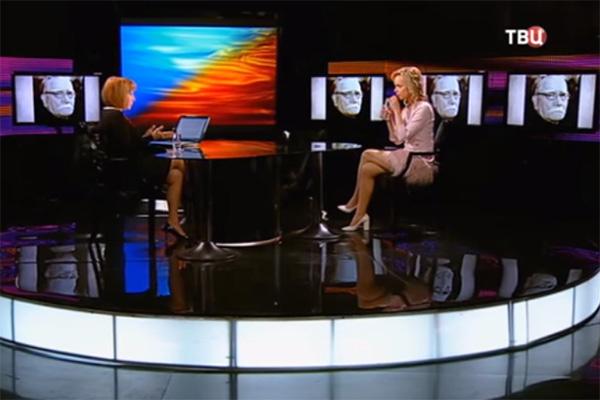 Виталине Цымбалюк-Романовской пришлось отвечать на непростые вопросы Киры Прошутинской