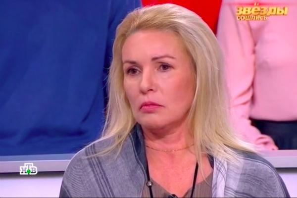 Ирина Лобачева винит вдову Марьянова в его смерти