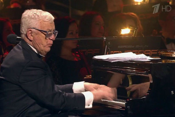 Раньше Паулс часто выступал в Латвии и России