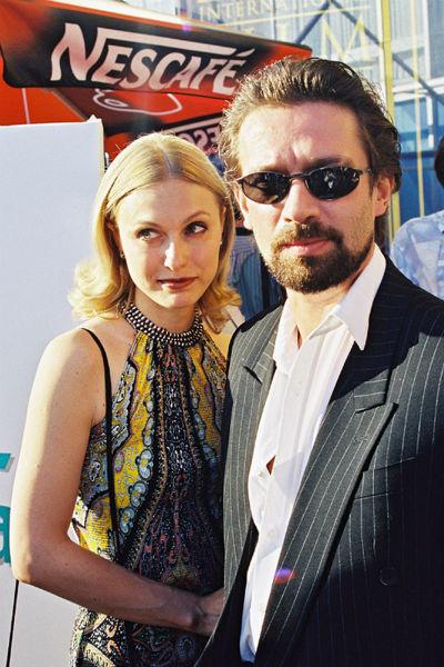 Ксения Терентьева и Владимир Машков