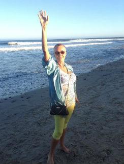 Наталья Андрейченко осуществила давнюю мечту и сбрила волосы
