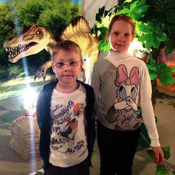 Костя и Маша делали успехи в спорте и учебе