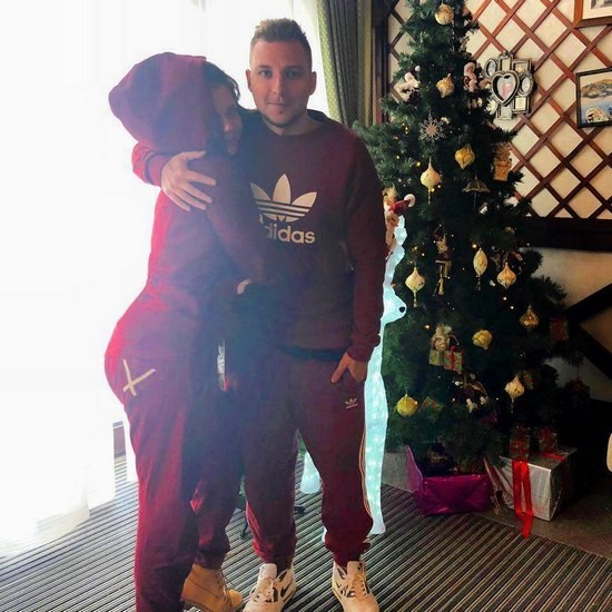 Бьянка и ее жених Роман поблагодарили пользователей соцсетей за теплые пожелания