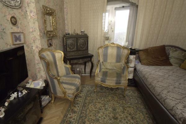 Так выглядит спальня Натальи Седых