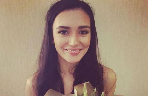 Ольга Серябкина принимает поздравления с днем рождения