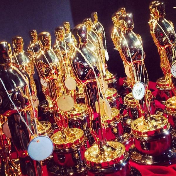 """""""Оскары"""" уже ждут своих хозяев"""