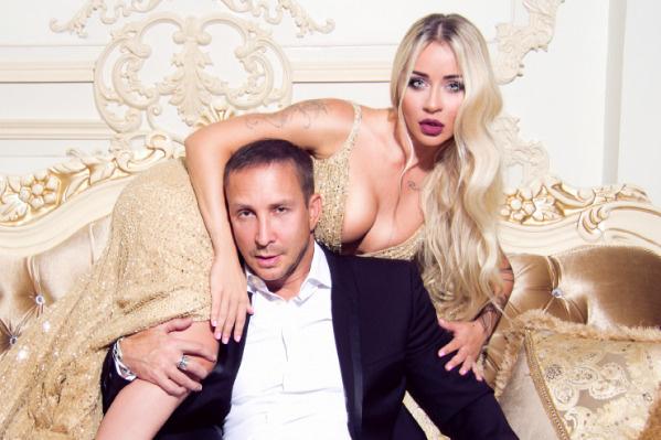 Сейчас Данко счастлив с Марией Силуяновой