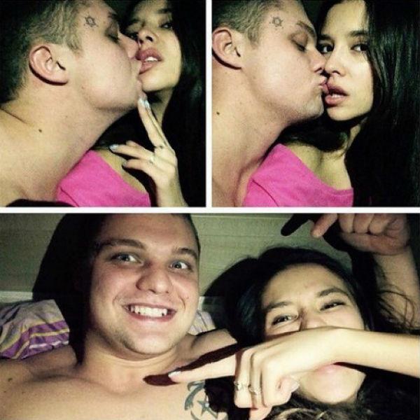 Вадим Рыжов и Ольга Власова еще недавно были счастливой парой